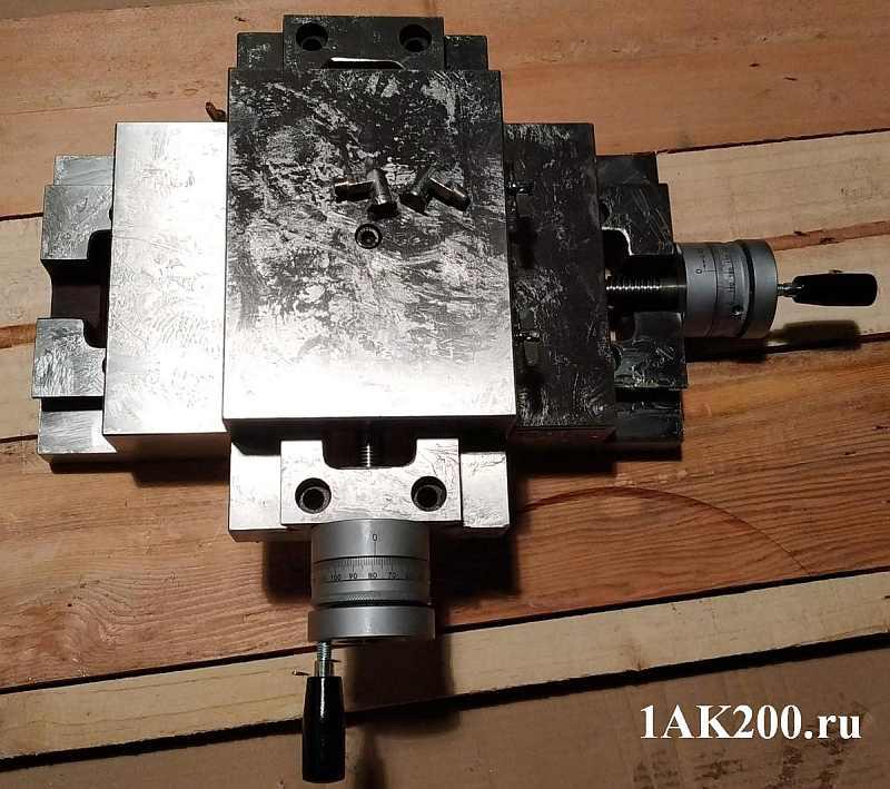 Направляющие ласточкин хвост для станков 1AK200
