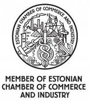 1AK200 Ltd. is a member of Estonian Chamber of Commerce and Industry