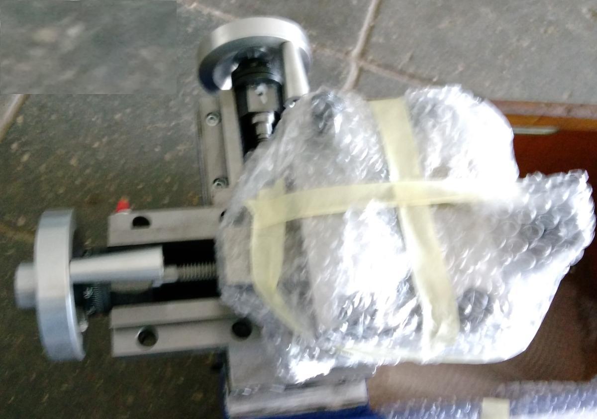 портативный колесотокарный станок 1AK200 TURBO