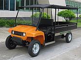 Грузовой электромобиль для перевозки мобильных колесотокарных станков 1АК200