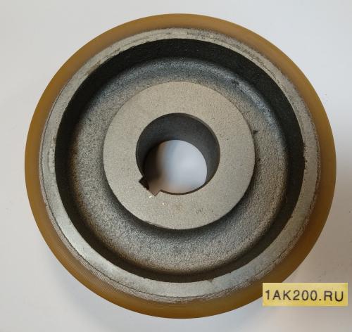 Фрикционный приводной ролик для колесотокарного станка 1AK200