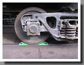 Мобильный станок 1ak200 для обточки колёсных пар - обточка колесных пар без выкатки из под вагона
